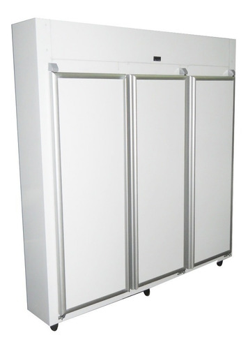 heladera vertical polartik 3 puertas desarmable