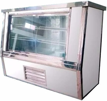 heladera vitrina mostrador rubra 2 mts nueva zona sur