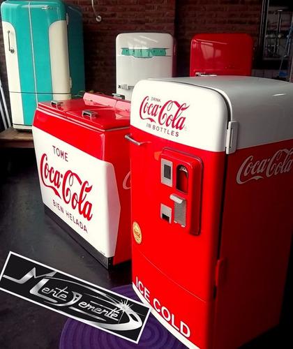 heladeras antigua restauradas  personalizadas retro vintage