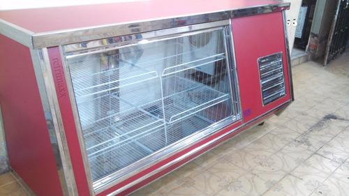heladeras mostrador 2.mts nuevas!!stock disponible!!