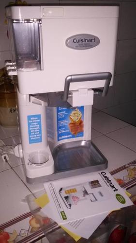heladería cuisinart