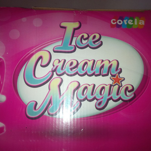 heladeria magica