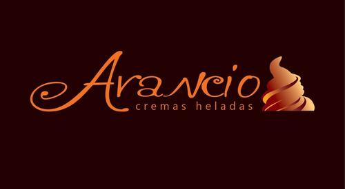 helado artesanal calidad premium. arancio helados