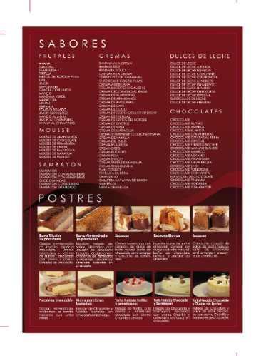 helado artesanal helados