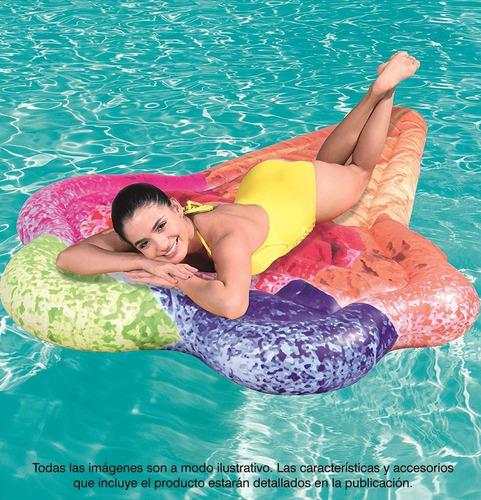 helado cucurucho colchoneta inflable 43183 1.88 x 1.30 pc
