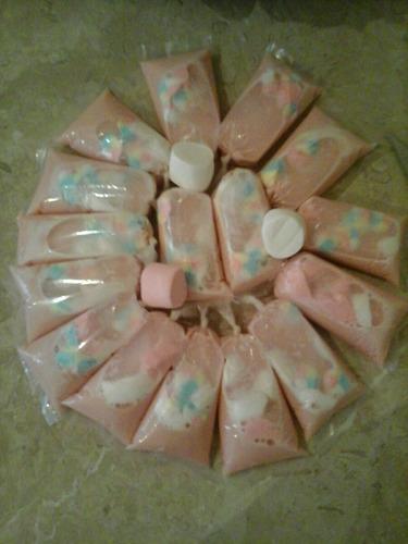 helados de bombones