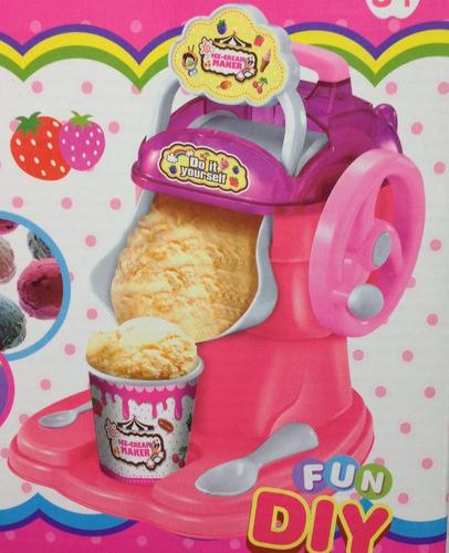 helados para maquina