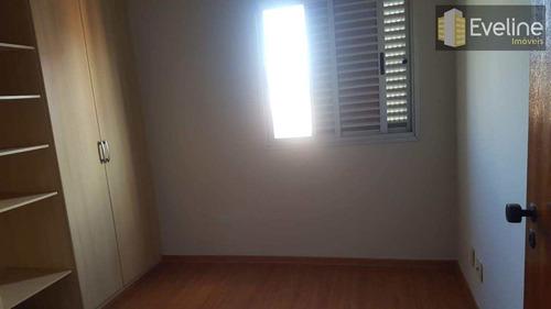 helbor bella vista - apartamento para alugar - 3 dms (1 suíte) - a804