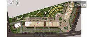 helbor patteo - sky mall - mogilar sala comercial a venda 30m² - v521