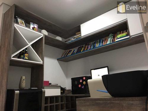 helbor varandas ipoema - apartamento a venda - 3 dms (1 suíte) - v836