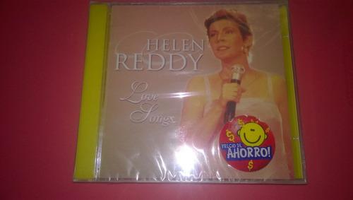helen reddy cd love songs nuevo