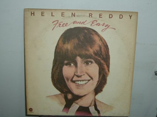 helen reddy free and easy vinilo americano