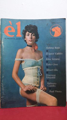helena rojo revista el  no 50 noviembre 1973