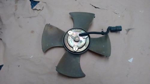 helice com motor do radiador de ar honda civic 9900