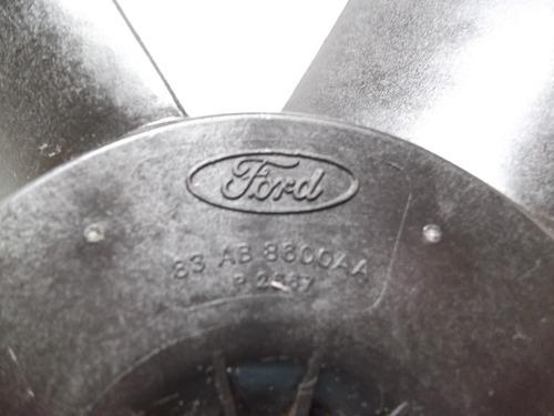 hélice do motor escort 1.6 86/... com ar condicionado