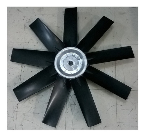 hélice  - exaustor axial 80 cm