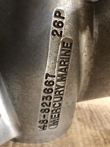 hélice mercruiser rabeta bravo tamanho 26p