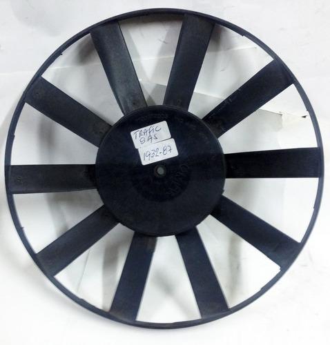 hélice radiador refrigeração trafic renault gm 1932-87