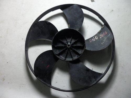 hélice ventoinha radiador palio strada uno 96-00 2he005a1