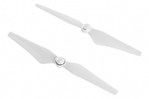 helices propellers para phantom 4 - blanco