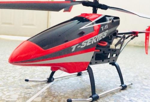helicóptero 3 canales nuevo t-series ¡¡en oferta!!