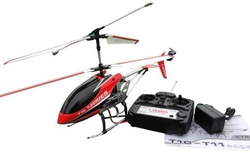 helicoptero 3d grande 61cm control remoto t10-series juguete