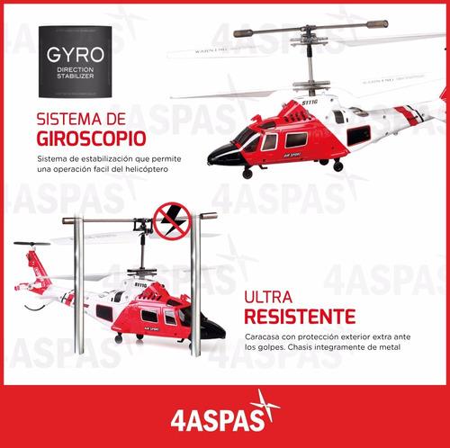 helicoptero a control remoto facil de usar principiante rc