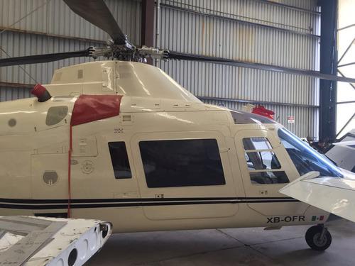 helicoptero agusta 109a bimotor