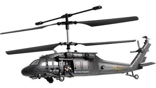 helicóptero big blackhawk