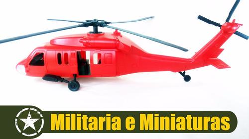 helicóptero blackhawk - world peacekeepers power team elite