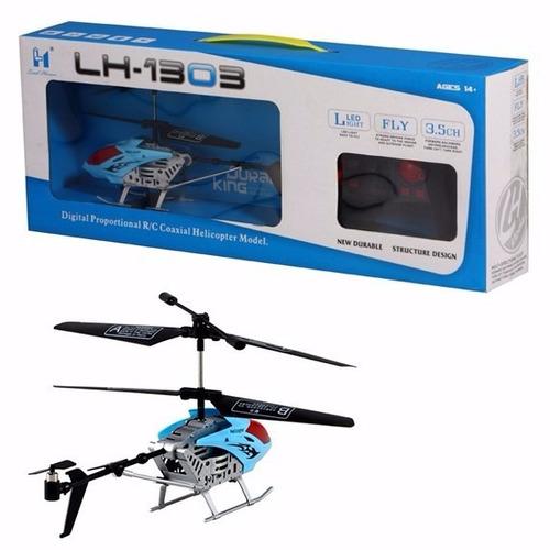 helicóptero control remoto 3.5ch  giroscopio lh1303