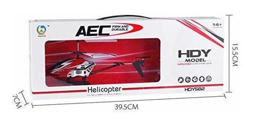 helicoptero de control remoto s