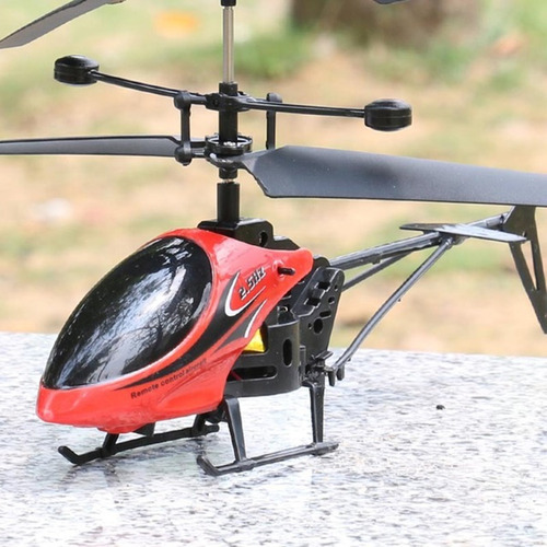 helicóptero de controle remoto 2ch rc aviões brinquedos elét