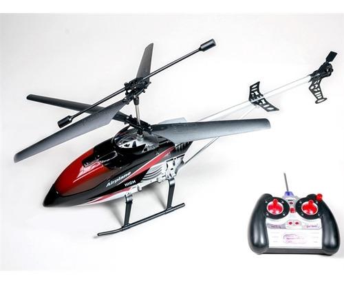 helicoptero de controle remoto 3.5 canais grande recarrega