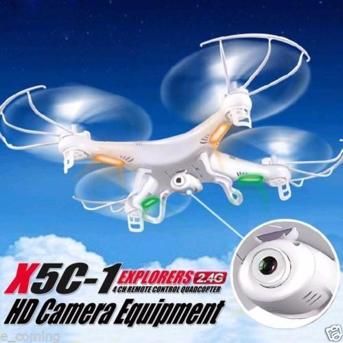 helicoptero dron / drones syma x5c - entrega inmediata- 24/7