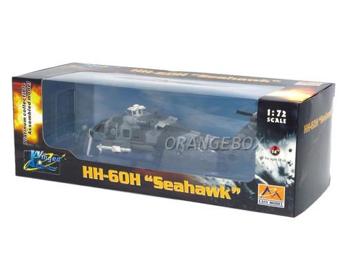 helicóptero hh-60h seahawk easy model 1:72 di-36922