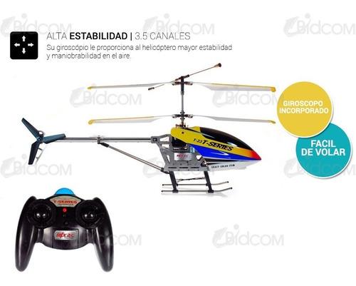 helicoptero juguete aeromodelismo