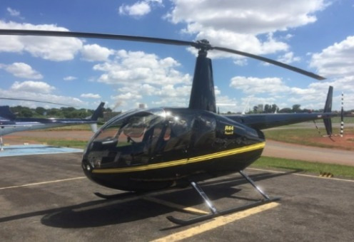 helicóptero r44 r44 robinson 44 reven 2