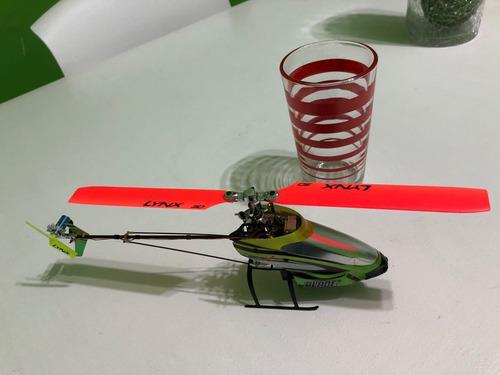 helicóptero radio control blade mcpxbl de entrenamiento 3d