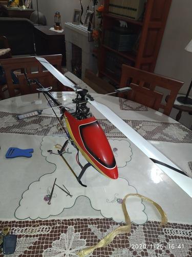 helicóptero rc 500