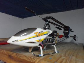 Helicoptero Rc Trex 450 - Artículos para Modelismo en