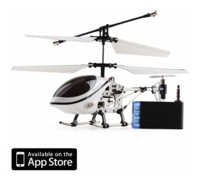 helicoptero rc  iphone 3.5canales