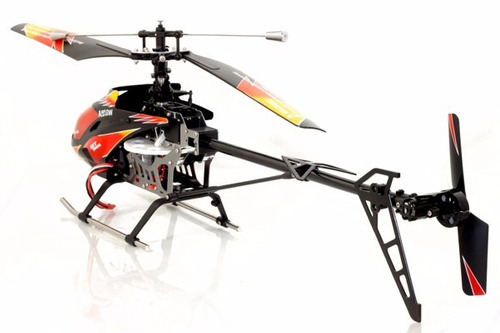 helicoptero rc marca wltoys 913, 4 canales