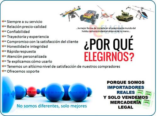 helicoptero rc radio control syma s026g marca lider nuevo!!