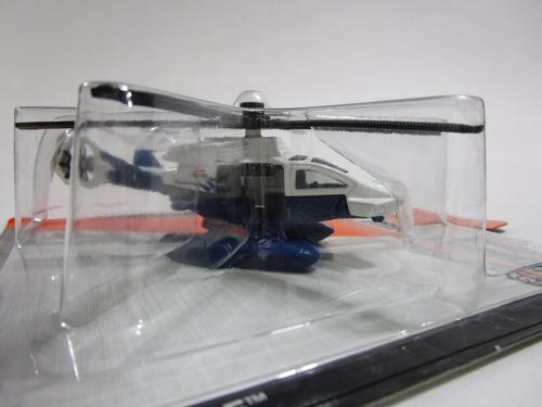 helicoptero rescue blade escala coleccion matchbox