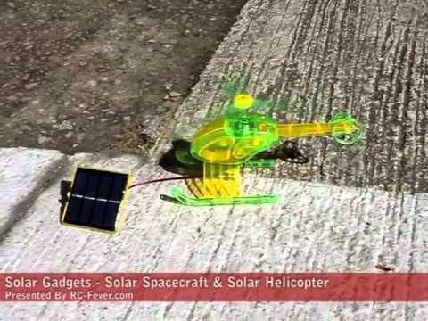 helicoptero solar juguete educativo ciencia robotica