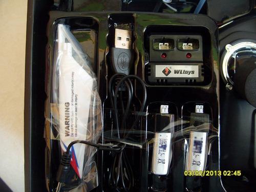 helicoptero wl toys 911 pro v2 empaque original