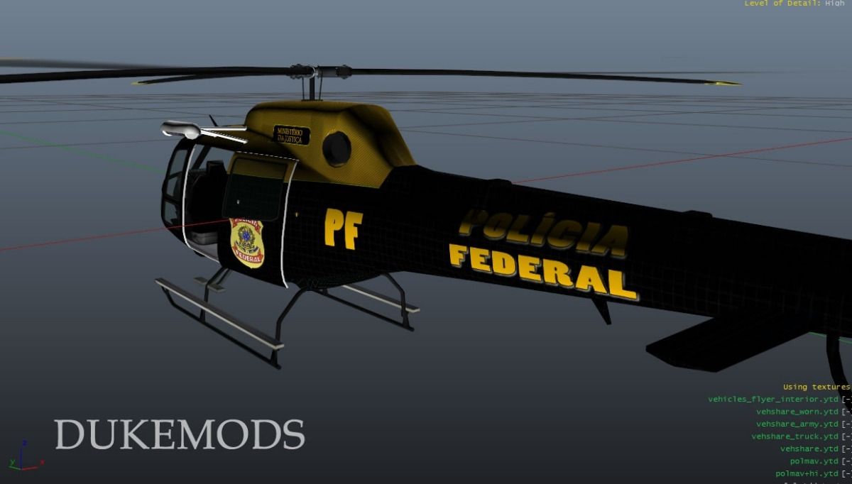 Helicópteros Fivem Gta Pc E Pf