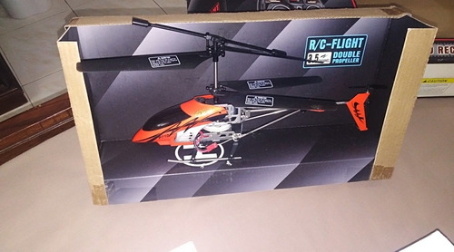 helicopter...r/c fligtht.3.5 chanet
