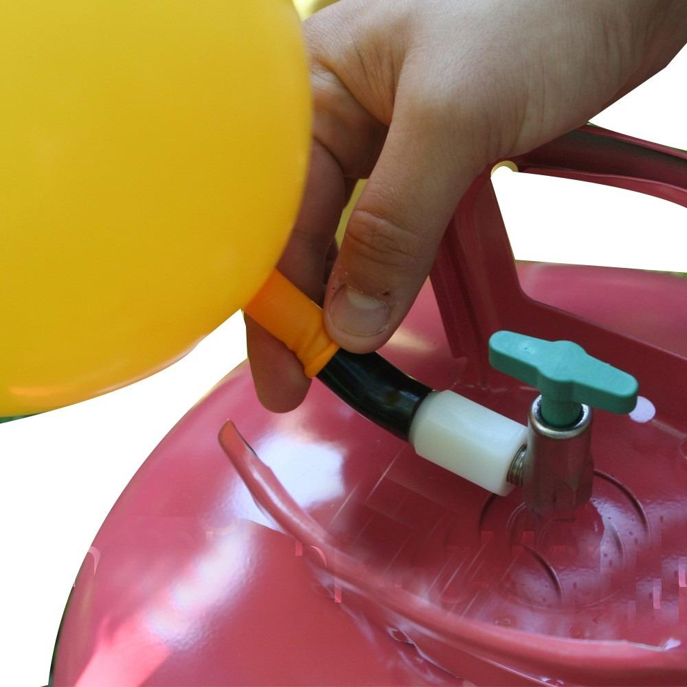 Helio 25 globos corazon cilindro gas helio balon de - Gas helio para globos precio ...